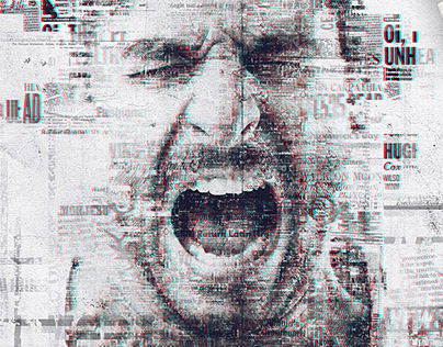 Newspaper Art Photoshop Action CS3+