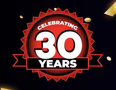 DataVox 30th Anniversary Assets