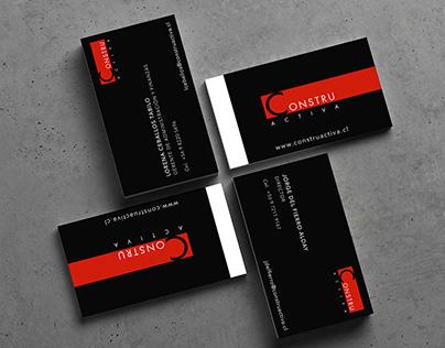 Construactiva Branding