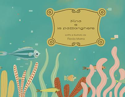 Nino and the ponds