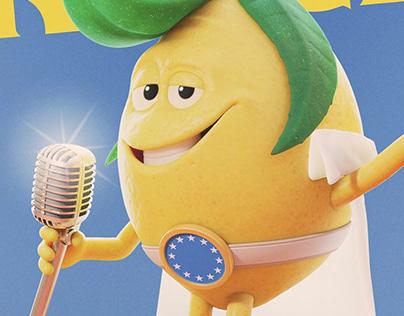 European Lemon - The king