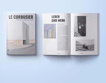 Le Corbusier Magazin