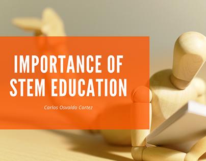 Importance of STEM Education
