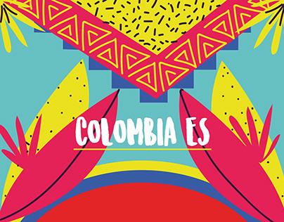 Colombia es