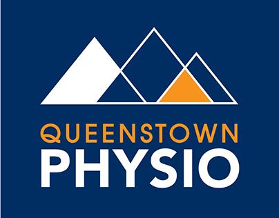 Queenstown Physio Re-Branding