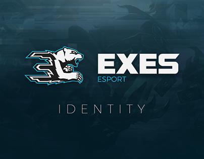 EXES ESPORT IDENTITY