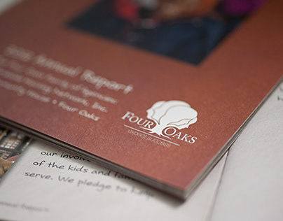 Annual Report: Four Oaks 2012