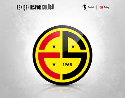 Eskişehirspor Kulübü | logo redesign