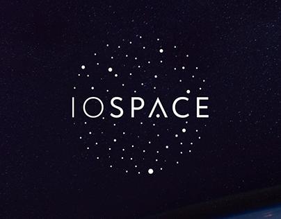 Logotype- identité de marque - Io space