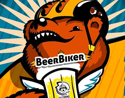 Beer Bikers Suit