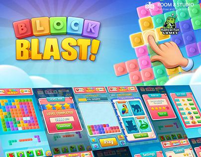 Block Blast: UI