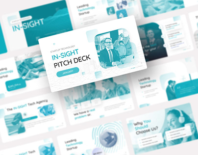 Free Office Startup Presentation Template