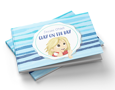 Clay on the Bay book illustration
