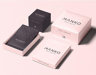 Manko special jewellery branding
