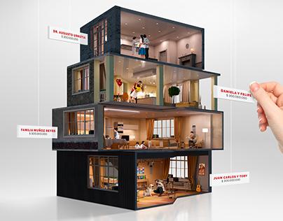 Boutique Inmobiliaria - URBANAS Constructora