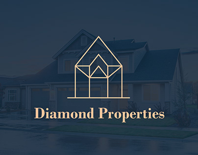 Diamond Properties - Brand Identity