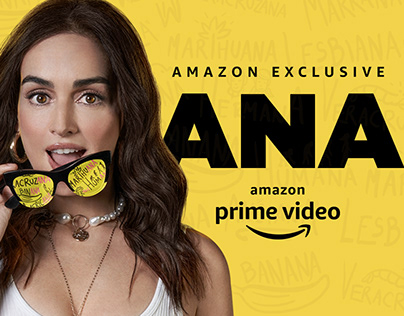 Ana - Amazon Series.