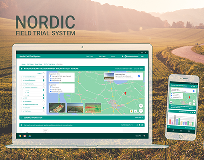 Nordic Field Trial System Redesign