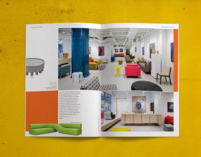 Interior Design Magazine's Global Showroom Advertorial