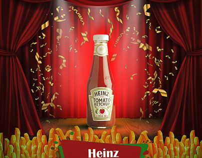 my project for HEINZ