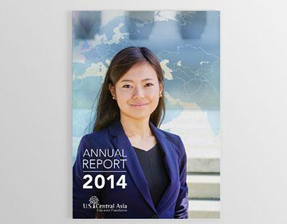 Annual Report 2014 (U.S.-CAEF)