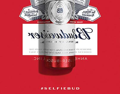 #SELFIEBUD - Budweiser