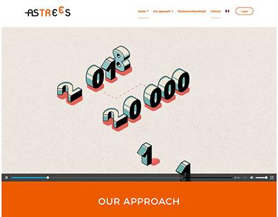 EWC 4.0 - Astrees - Website