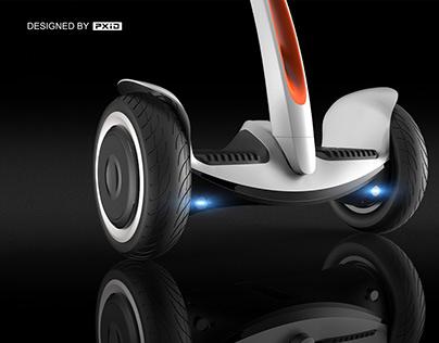 Smart balance wheels design