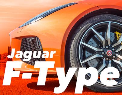 Jaguar F-Type SVR | 23 August 2016