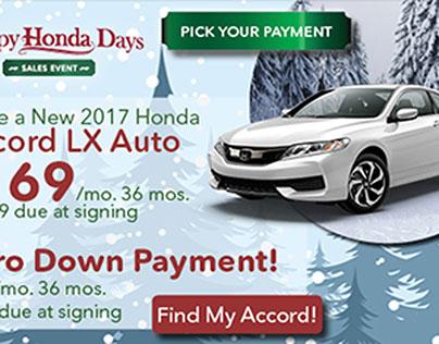 Honda Special Image