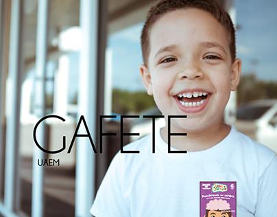 Gafete:UAEM