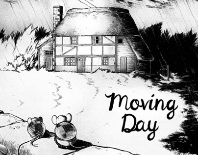 (Comic) Moving Day