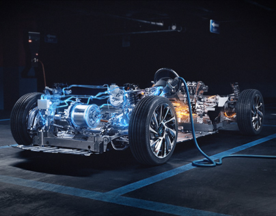 BMW i8: The Future is Taking Shape
