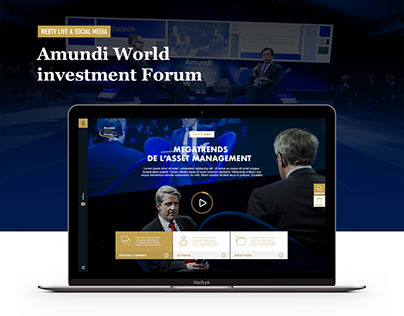 AMUNDI - World investment forum 2016