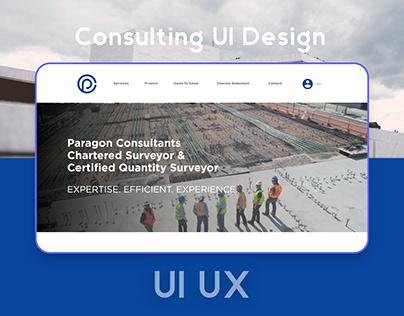 Consulting Website Design & Development