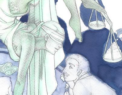 Justicia Vendida