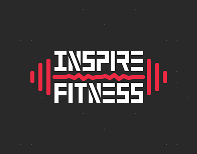 Inspire Fitness Brand Identity Project