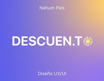 Descuen.to UX/UI