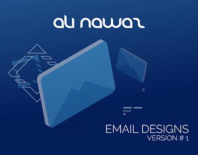 Email Designs v1