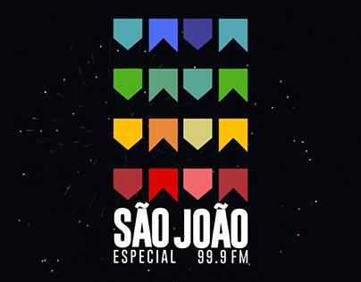 Especial de São João da Universitária FM e TVU Recife