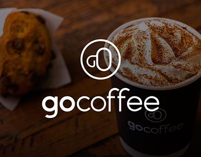 GO COFFEE | Identidade Visual