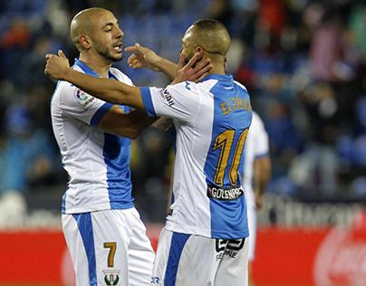 Video Leganes vs Malaga vòng 41 giải Hạng 2 Tây Ban Nha
