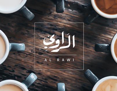 Al RAWI Branding