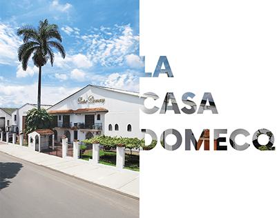 Social Media Casa Pedro Domecq
