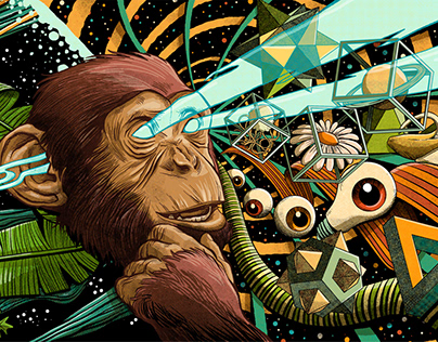 The Stoned Ape Theory