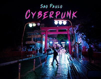 São Paulo Cyberpunk Edição: Liberdade