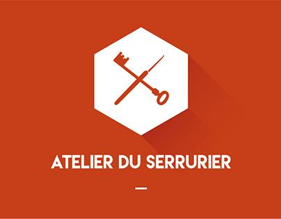 Atelier du Serrurier - logo