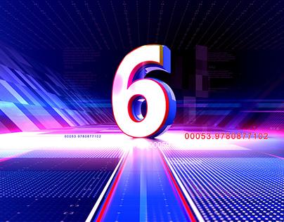 Broadcast Countdown