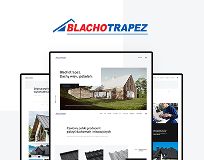 Blachotrapez - Manufacturer of roofing