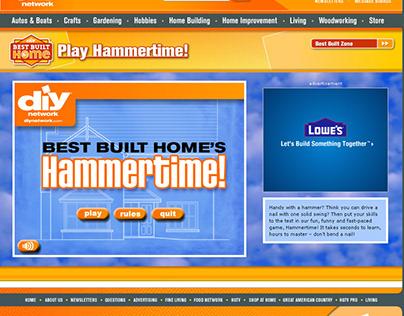 DIY Network - Hammertime Game